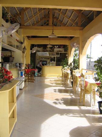 Haguisan Inn: Dining