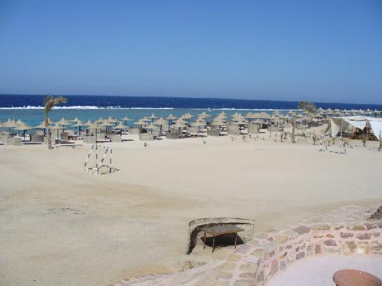 Alba Club Helioland: Heelioland spiaggia