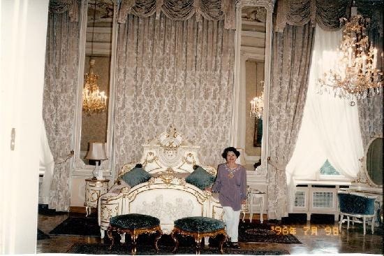Hotel Imperial Vienna: 1996 at this hotel