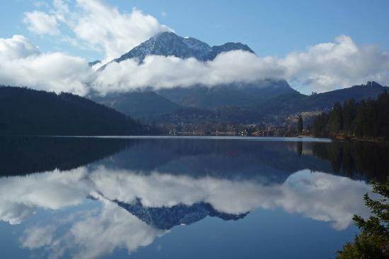 Altaussee, Österreich: Novemberstimmung