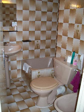 Hotel Maria Stella : il bagno