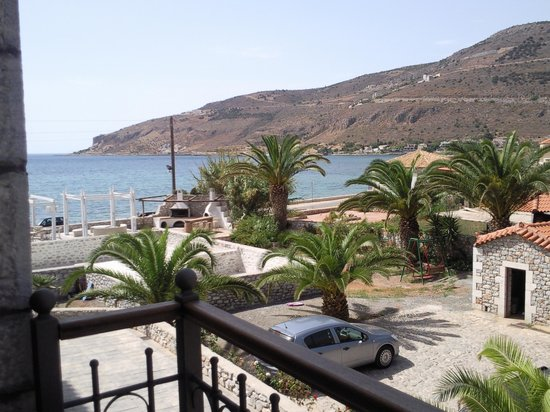 Hotel Itilo: Amazing Views from the Balcony