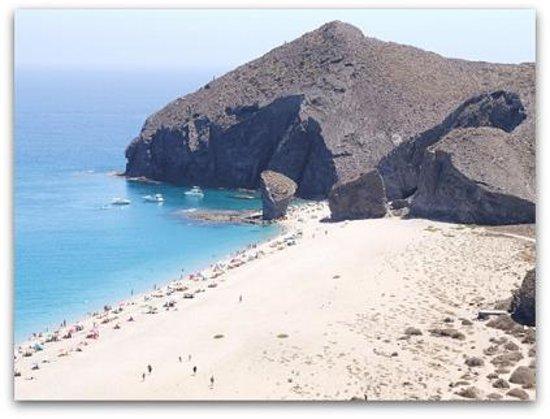 Carboneras, España: Playa de los Muertos, Almeria, Spain