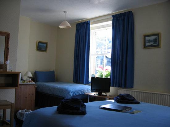 Cragside : 'Flexible' en-suite room
