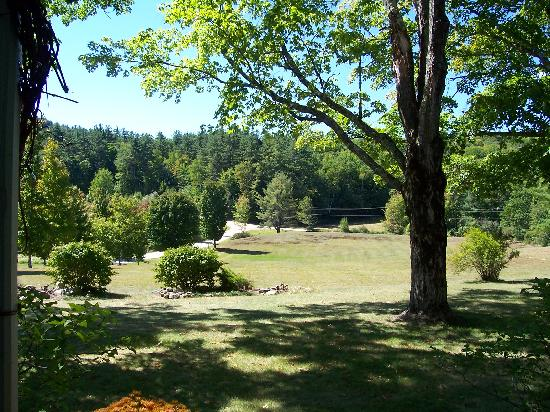 The Preserve at Chocorua: View from front porch