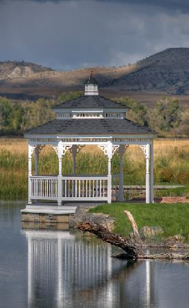 The Inn At Willow Creek Gazebo