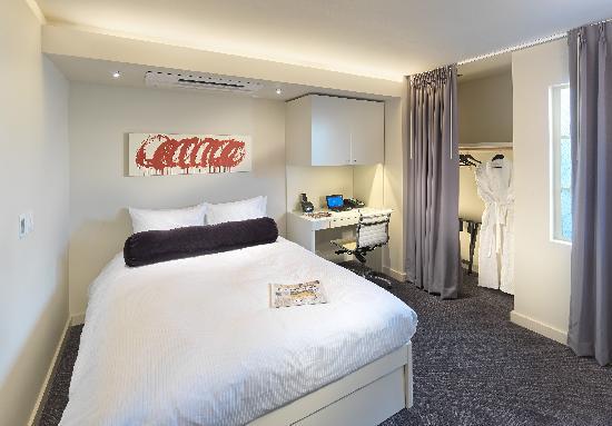 Hotel Keen: Deluxe Guest Room