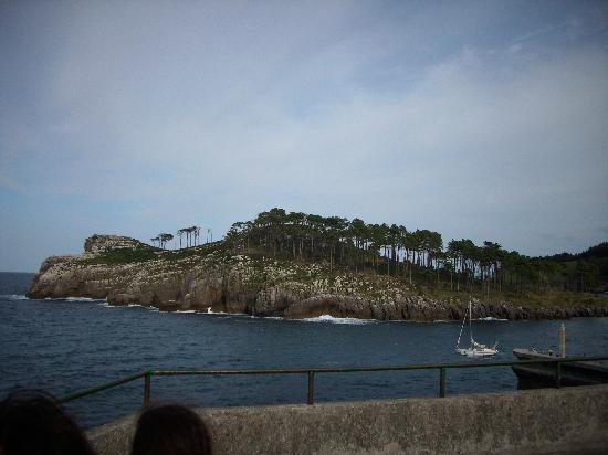 Lekeitio, Espagne : isla