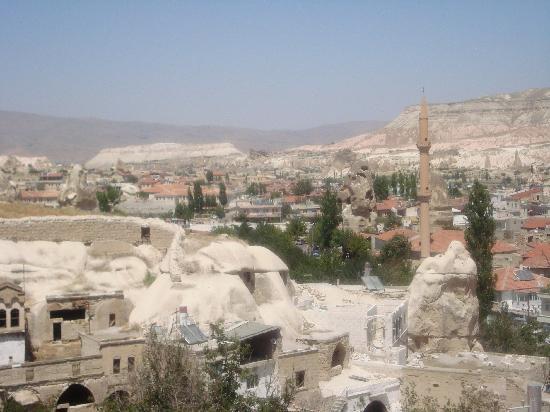 Göreme, Turquia: panoramica