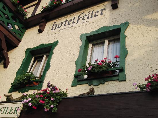 Hotel Feiler : Hotelansicht 2