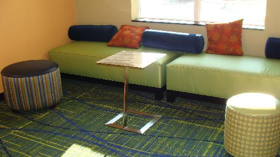 Fairfield Inn & Suites Columbus Polaris: Lobby 2