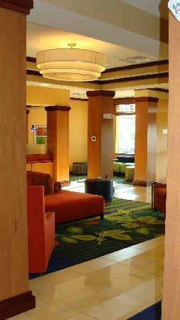 Fairfield Inn & Suites Columbus Polaris: Lobby 3