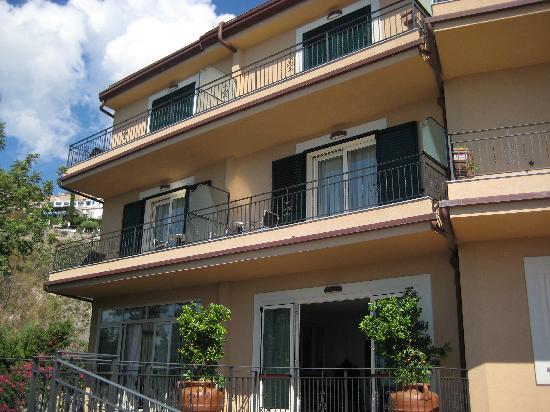 Meridiana Hotel Taormina Foto