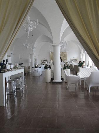 NH Collection Grand Hotel Convento di Amalfi : dining and bar