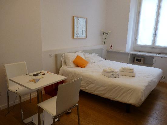 Relais Modern : Bedroom
