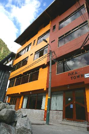 Inka Town Hotel: Hotel en Machupicchu