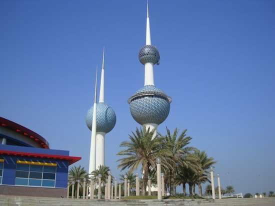 ‪Kuwait Towers‬