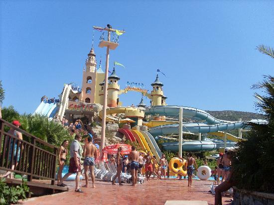 Aqua Fantasy Aquapark Hotel & SPA: Aquaparken