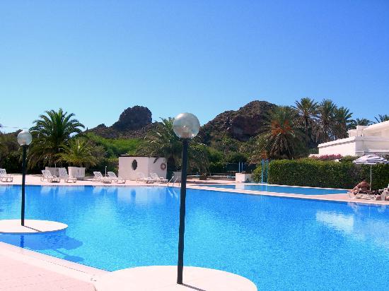 Hotel Eolian: la piscina