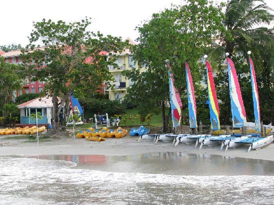 Morgan Bay Beach Resort St Lucia