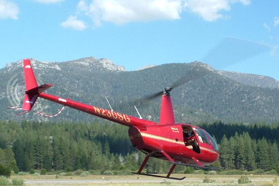 Helicopter Tours Of Carson Valley And Lake Tahoe  Picture Of Minden Nevada