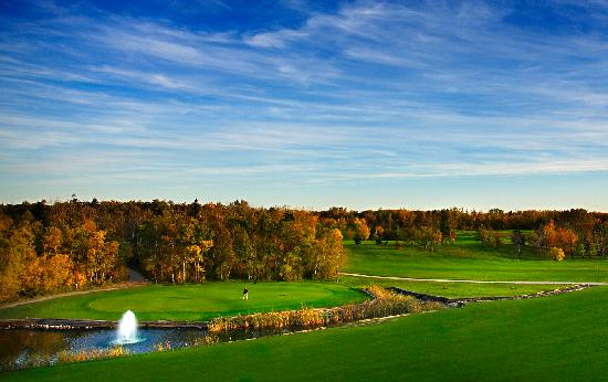 Saskatchewan, Canada : Deer Park Municipal Golf Course, Yorkton