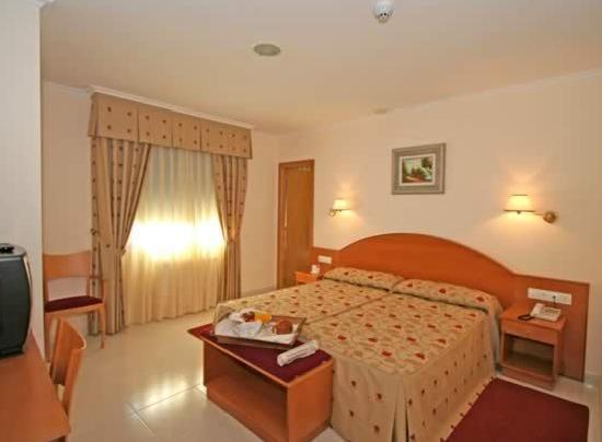 Hotel Cabo Festiñanza: Habitación doble