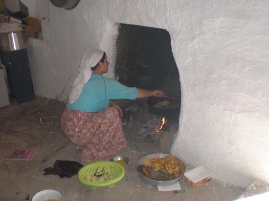 Hilvan, Türkiye: Local cooking a speciality