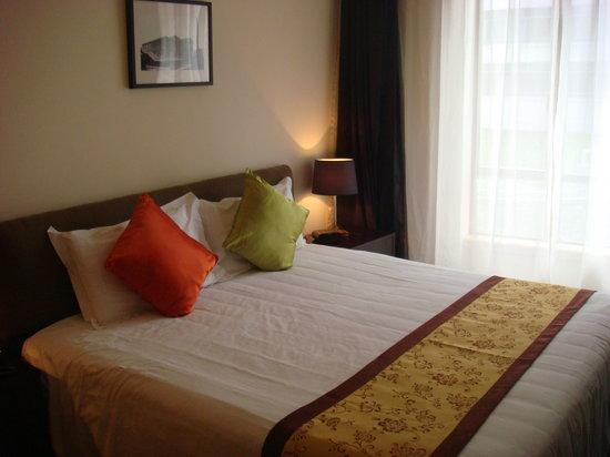เฟรสเซอร์ เรสซิเด้นซ์: Bedroom
