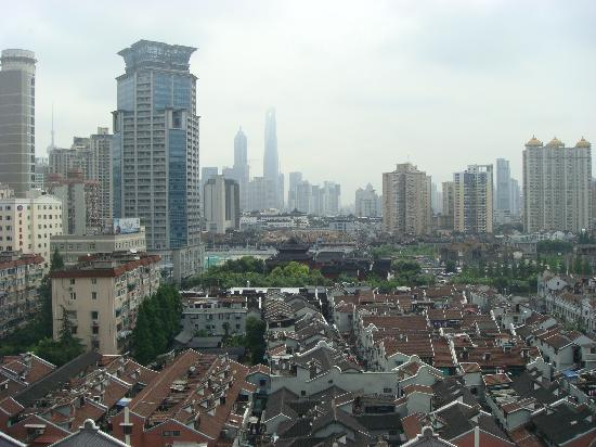 เฟรสเซอร์ เรสซิเด้นซ์: View from the balcony.