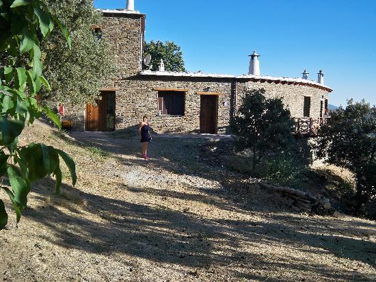 Busquistar, İspanya: castañar nazarí