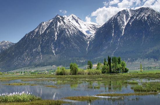 Sierra Nv: Scenic Sierra Nevada Mountains
