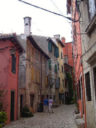 Rovinj, Kroatien: old town