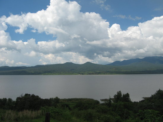 Patzcuaro Lake
