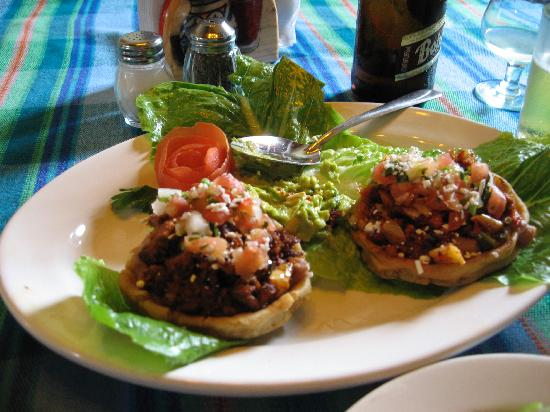 Patzcuaro, Μεξικό: Did I mention how fab the food is??