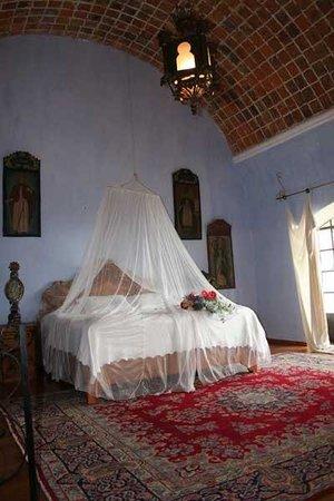Hacienda Las Trancas: Hidalgo Suite