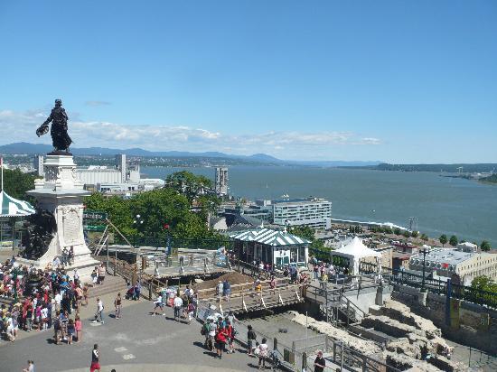 Auberge Place D'Armes: beautiful Quebec