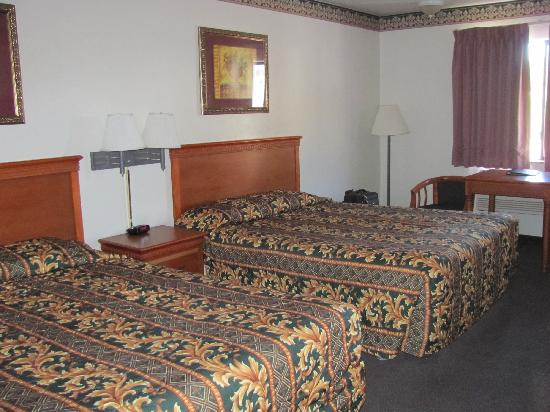 Super 8 Grants Pass : The lovely rooms