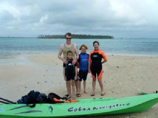 Fatai Kayak Adventures : Best Day