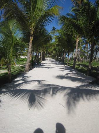 IFA Villas Bavaro Resort & Spa: path to the beach