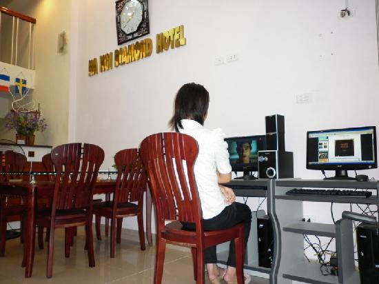 Hanoi Diamond Hotel: honest hotel