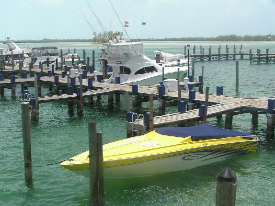 Bimini Big Game Club Resort & Marina: Renovated Marina- All the Conveniences and WI-FI