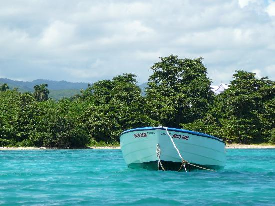 Jewel Dunn's River Beach Resort & Spa, Ocho Rios,Curio Collection by Hilton: Scenery from the Hobie cat sail