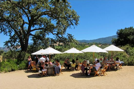 Santa Ynez, CA: Outdoor Seating
