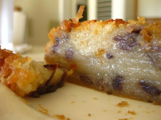Hanalei Taro & Juice Company : closeup of cake