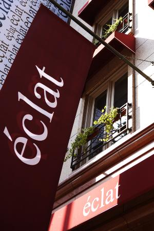 Hotel Eclat Taipei: Welcome