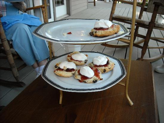Greeley, CO: Best tea & scones 'this side of the Pond!'