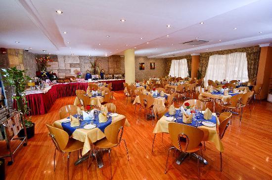 Panorama Grand Hotel: Hotel Restaurant
