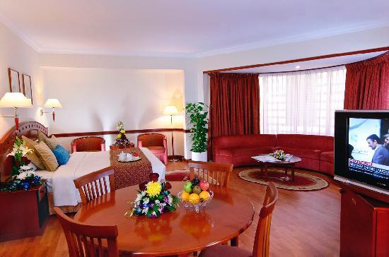 Panorama Grand Hotel: Hotel Suite Room