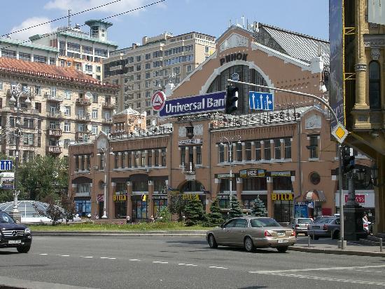 Market Bessarabka Picture Of Kiev Ukraine Tripadvisor